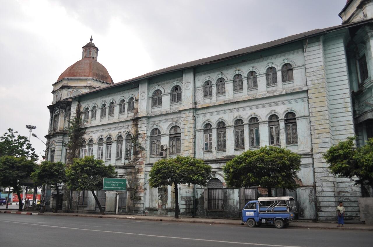 Première journée à Yangon