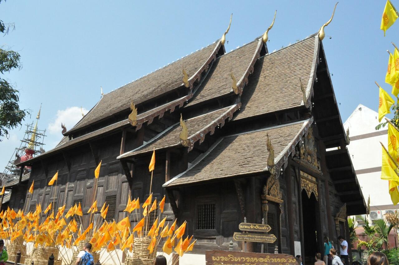 Chiang Mai : capitale culturelle de la Thailande