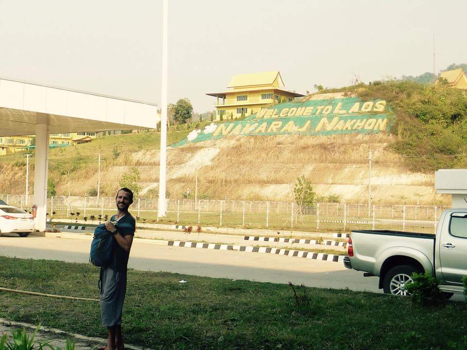 Comment passer la frontière entre la Thaïlande et le Laos ?
