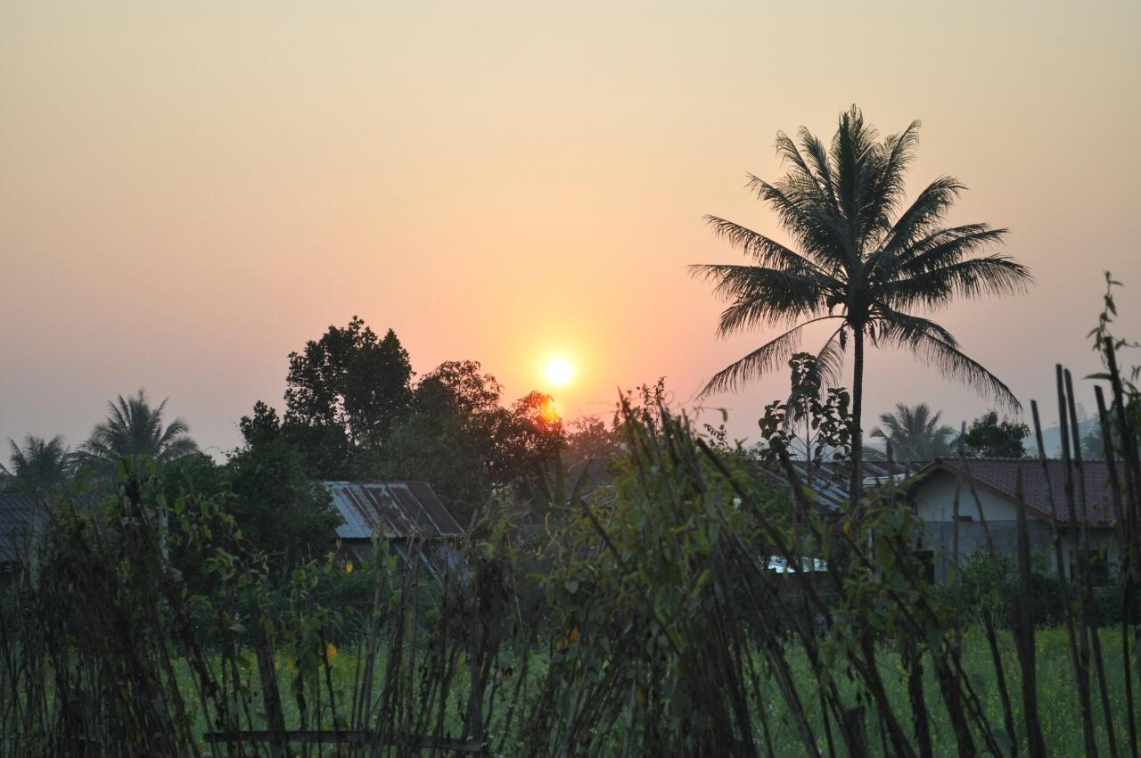 Luang Namtha : Sabaidee Laos !