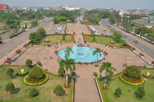 Vientiane Patuxai 2