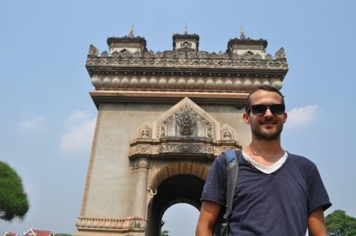 Vientiane Patuxai 5
