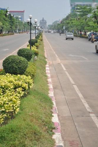 Vientiane avenue Lane Xang