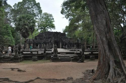 Angkor Banteay Kdei 3