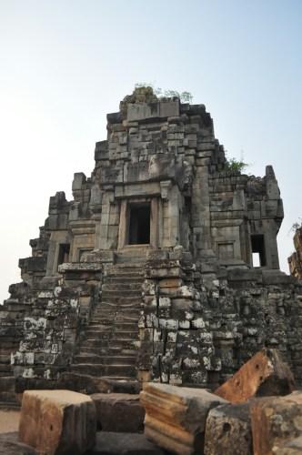 Angkor Ta Keo 2