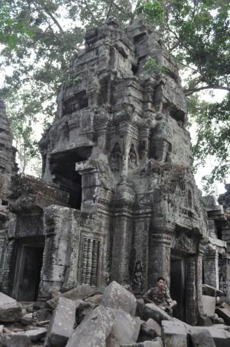 Angkor Ta Prohm 2