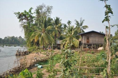 Si Phan Don maison