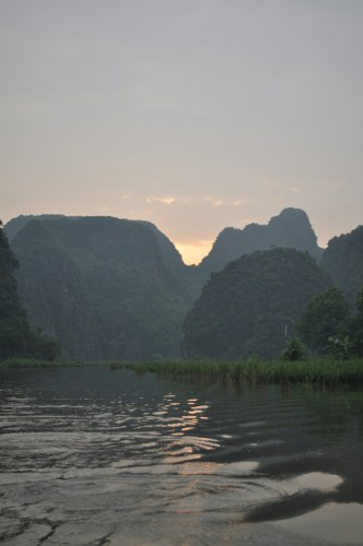 balade bateau Tam Coc 4