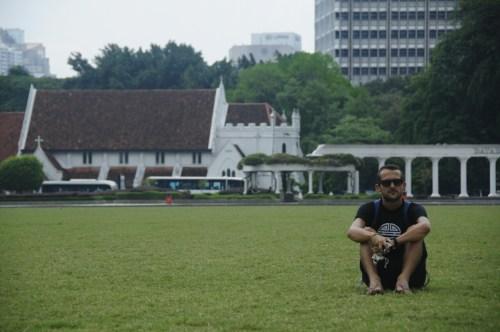 Kuala Lumpur Merdeka Square 1
