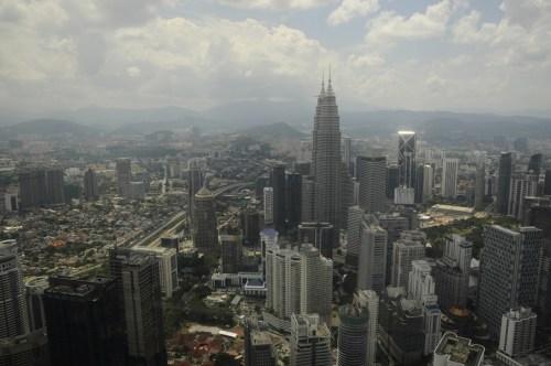Kuala Lumpur tour Petronas
