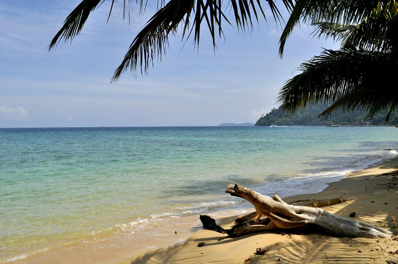De retour en Malaisie, direction l'île Tioman
