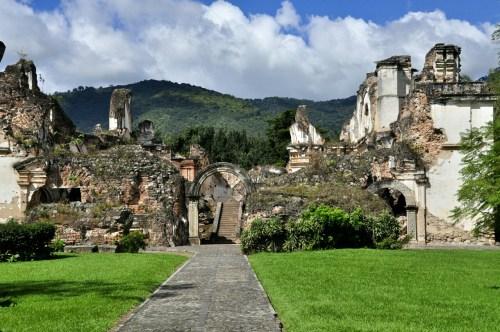 Antigua_couvent-Recoleccion