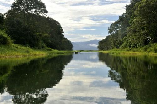 Canaux Lac de Yojoa 1