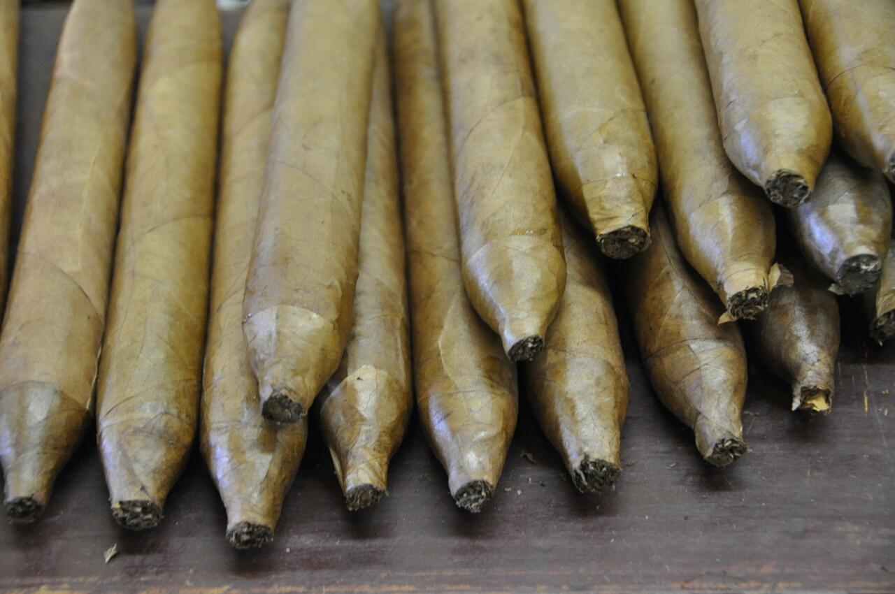 Les cigares d'Esteli