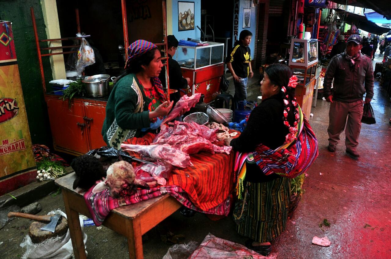 A la découverte des marchés du Guatemala