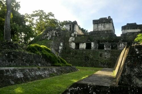 Tikal jeu de balle