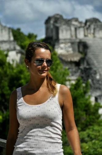 Tikal portrait
