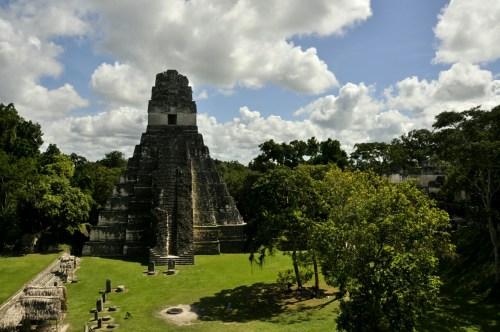 Tikal temple I 3