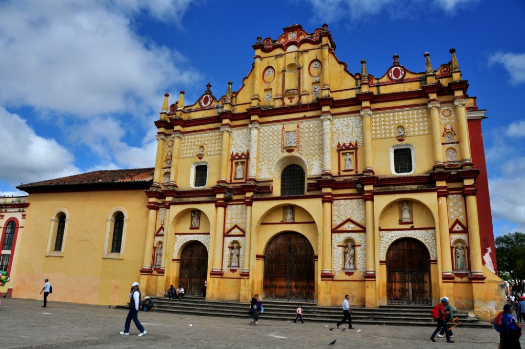 San Cristobal de las Casas : nos premiers pas au Mexique