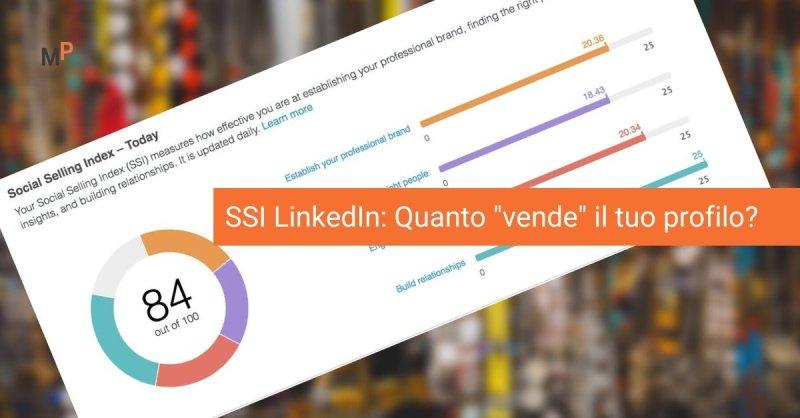 SSI LinkedIn
