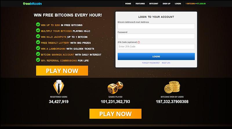 bitcoin libero senza captcha