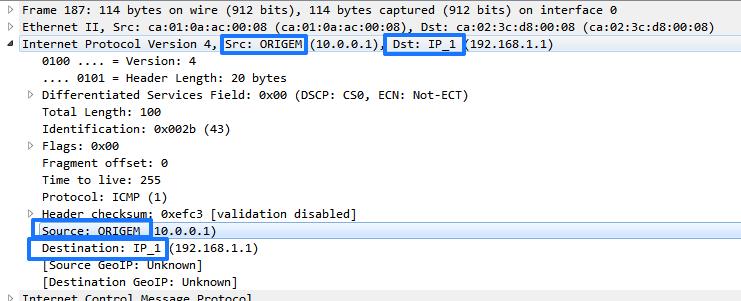 Wireshark resolucao hosts detalhe