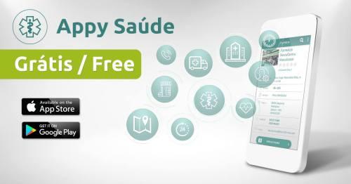 Appy Saude banner