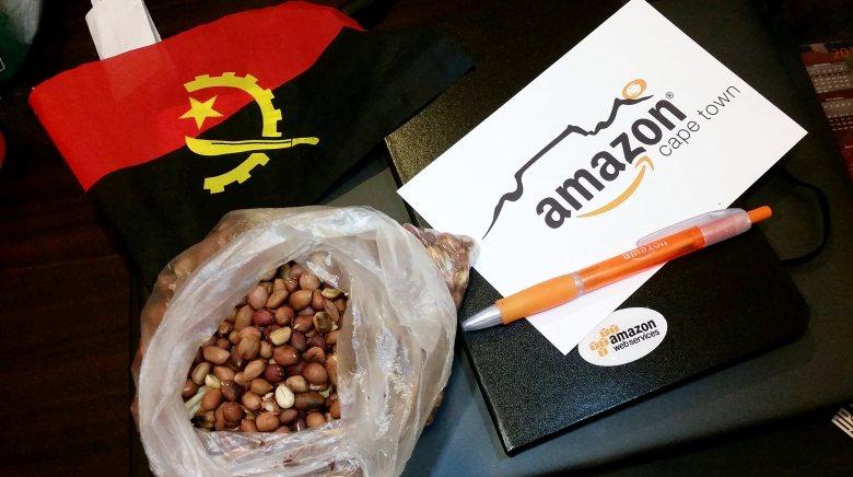 Angola AWS