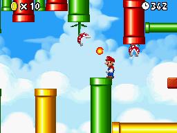 World 3 B New Super Mario Bros Super Mario Wiki The