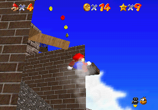 Blast Away The Wall Super Mario Wiki The Mario Encyclopedia