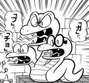 Tryclyde Super Mario Wiki The Mario Encyclopedia