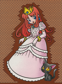 Black Cat Super Mario Wiki The Mario Encyclopedia