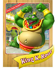 List of King K Rool profiles and statistics Super Mario