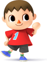 Villager Super Mario Wiki The Mario Encyclopedia