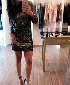 vestido paete preto1