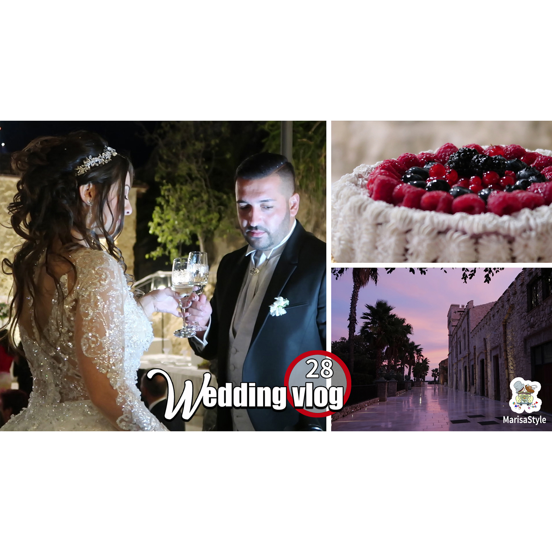 wedding vlog castello ducale colonna joppolo