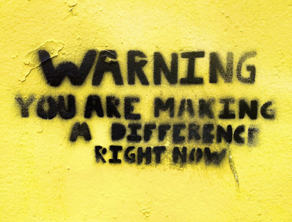 Norwich Street Art Warning by MarkHeyBo on Flickr