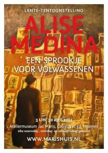 Affiche - Alise-Medina