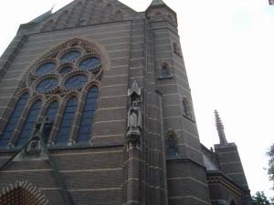 Nijmegen - Maria Geboortekerk - Albertus Magnus (1)