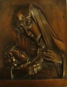 Maria-plaquette