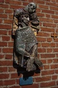 Statie 1 - Jezus wordt ter dood veroordeeld