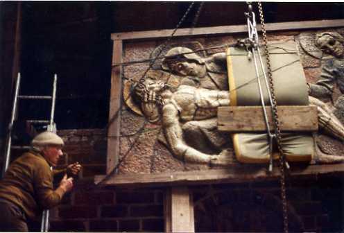 Takelen van de Pieta