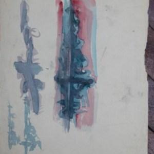 A-038 – Gekleurde abstractie