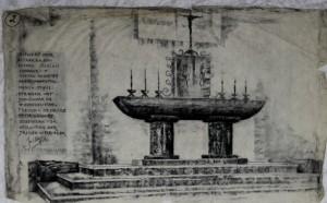 D-010 - 1953 Herten Priesterkoor (1)