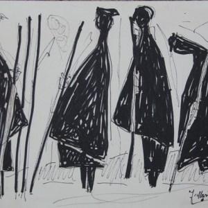 F-026 – Vier vrouwen