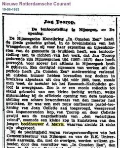 toorop marris 19-6-1928 nrc