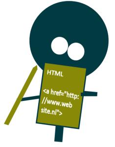 html op je blog