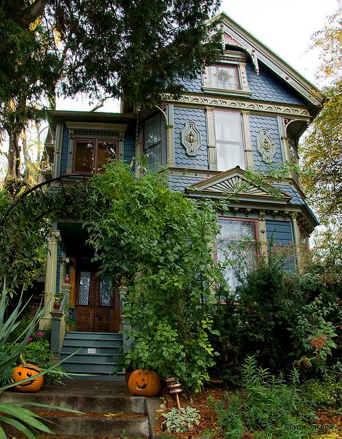 Victorian House, Portland, Oregon