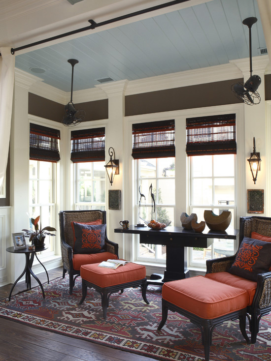 2006 Southern Living Idea House Sunroom Daniel Island (Charleston)