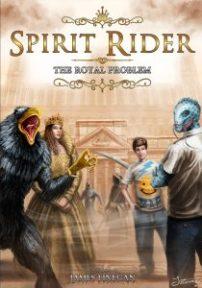 Spirit Rider Cover